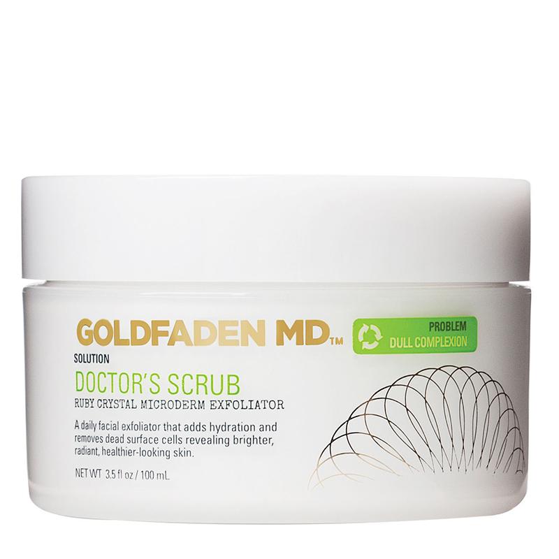 Goldfaden MD + Sun Visor SPF 30 Mist - refinery29.com