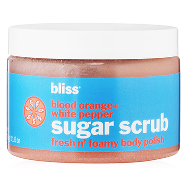 Blood Orange + White Pepper Body Scrub