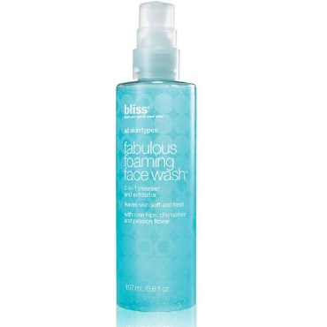Fabulous Foaming Face Wash (6.7 oz)