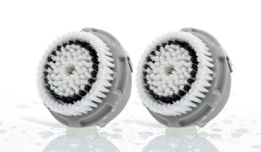 Dual Brush Head Pack - Normal ($10 Savings) | Clarisonic | b-glowing
