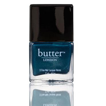 Bluey Nail Lacquer | butter LONDON | b-glowing