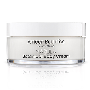 Marula Botanical Body Cream | African Botanics | b-glowing