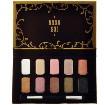 Anna Sui Signature Collection Eyeshadow Palette - Rock Me | Anna Sui | b-glowing