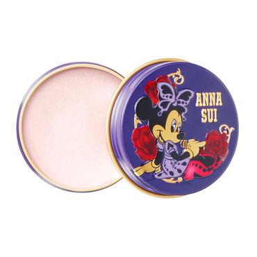 Limited Edition Minnie Mouse Rose Body Balm | Anna Sui | b-glowing