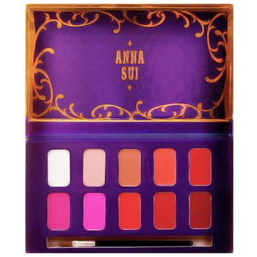 Anna Sui Signature Collection Lipstick Palette - Dolly Girl | Anna Sui | b-glowing