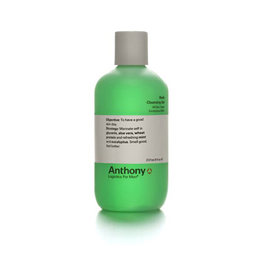 Eucalyptus Mint Body Cleansing Gel 8 oz | Anthony | b-glowing