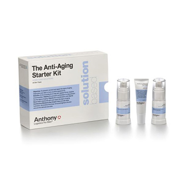 Anti-Aging Starter Kit | Anthony | b-glowing