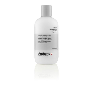 Glycolic Facial Cleanser 8 oz | Anthony | b-glowing