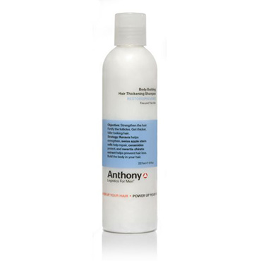 Body Building Hair Thickening Shampoo | Anthony | b-glowing