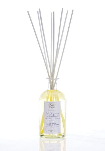 Lavender & Lime Blossom Home Ambiance Fragrance | Antica Farmacista | b-glowing
