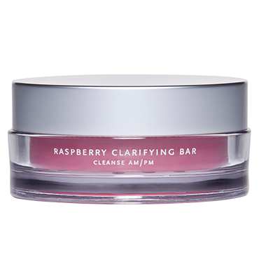 Raspberry Clarifying Cleansing Bar | ARCONA | b-glowing