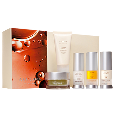 Basic Five Travel Kit - Dry Skin | ARCONA | b-glowing