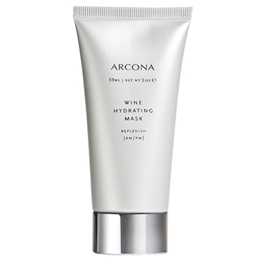 Wine Hydrating Mask | ARCONA | b-glowing
