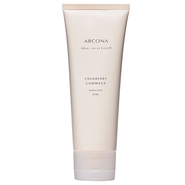 Cranberry Gommage | ARCONA | b-glowing