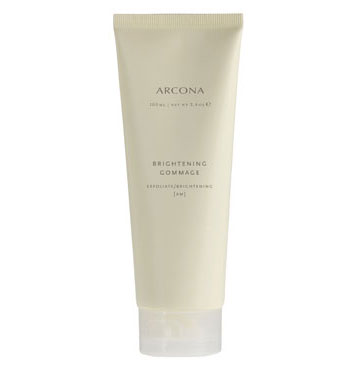 Brightening Gommage | ARCONA | b-glowing