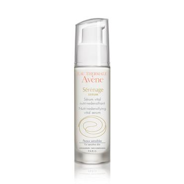 Serenage Nutri-Redensifying Vital Serum | Avene  | b-glowing