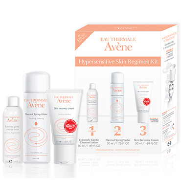 Hypersensitive Skin Kit | Avene  | b-glowing