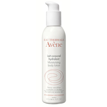 Avene Moisturizing Body Lotion