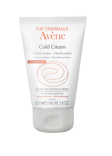 Cold Cream for Hands