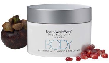Luxurious Anti-aging Body Cream | Beauty Works West | b-glowing