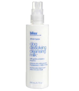 Clog Dissolving Cleansing Milk