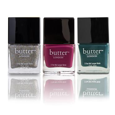 Bespoke Holiday Trios - Limited Edition | butter LONDON | b-glowing