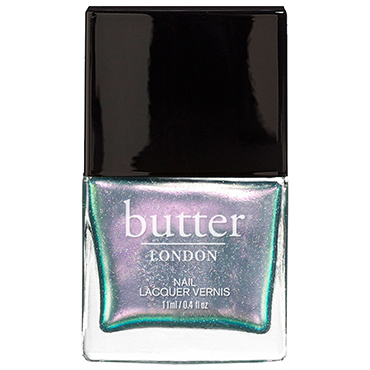 Petrol Overcoat - Illusionist Collection | butter LONDON | b-glowing