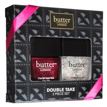 Double Take Fire Duo - Holiday 2013 Limited Edition | butter LONDON | b-glowing