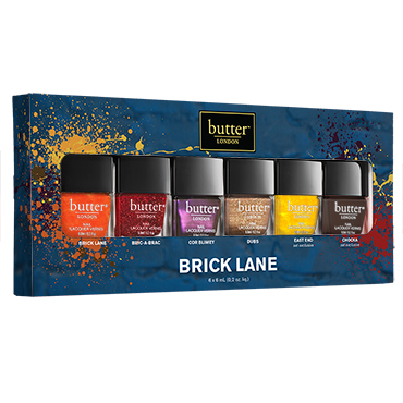 Limited Edition Brick Lane Lacquer Set
