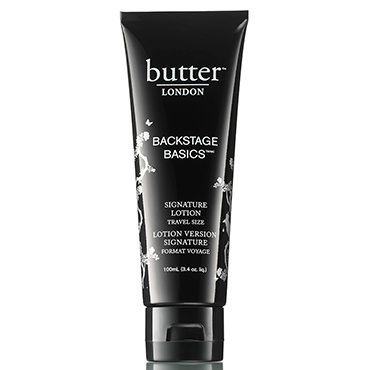 Backstage Basics Signature Lotion - 3.4 oz. | butter LONDON | b-glowing