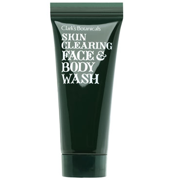 Skin Clearing Face & Body Wash | Clark's Botanicals | b-glowing