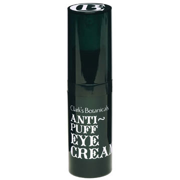 Anti-Puff Eye Cream | Clark's Botanicals | b-glowing