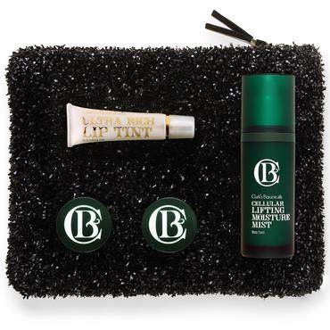 Thakoon for Clark's Botanicals The Little Black Clutch Holiday Set | Clark's Botanicals | b-glowing