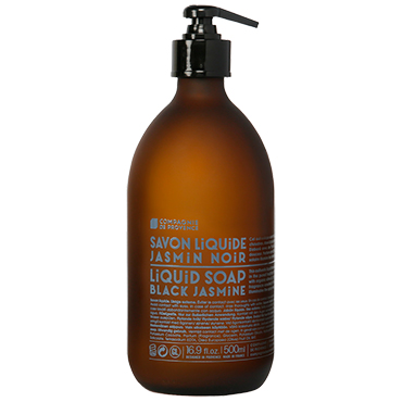 Black Jasmine Liquid Marseille Hand Soap