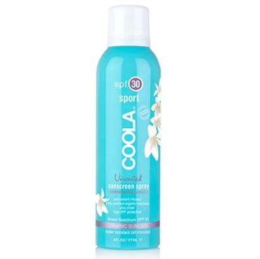 Sport Spray SPF 30 Unscented | COOLA | b-glowing