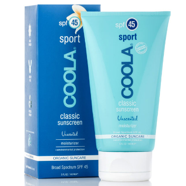 Classic Sport SPF 45 Unscented | COOLA | b-glowing