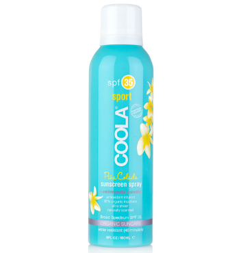 Sport Spray SPF 30 Pina Colada | COOLA | b-glowing
