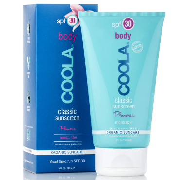 Classic Body SPF 30 Plumeria | COOLA | b-glowing
