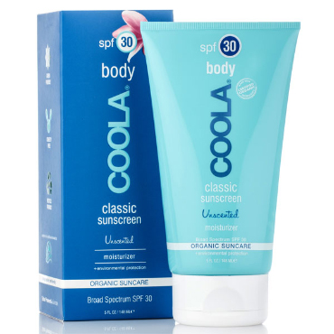 Classic Body SPF 30 Unscented | COOLA | b-glowing
