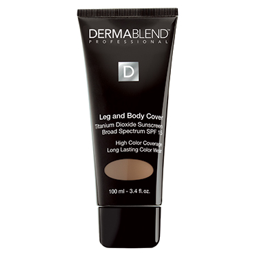 Leg and Body Cover SPF 15 | DERMABLEND Professional   | b-glowing