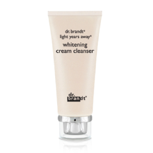 Light Years Away(TM) Whitening Cream Cleanser | Dr. Brandt | b-glowing