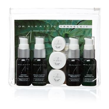 Dr. Alkaitis Travel Kit