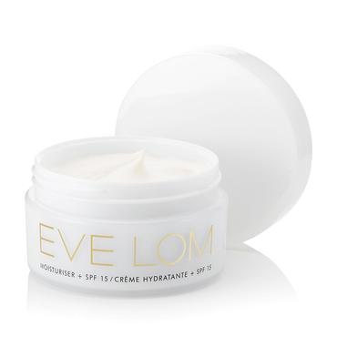 Moisturizer + SPF 15 | EVE LOM | b-glowing