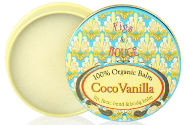 Coco Vanilla Balm | Figs & Rouge | b-glowing