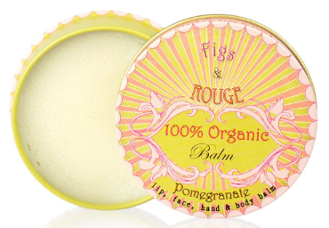 Pomegranate Balm | Figs & Rouge | b-glowing