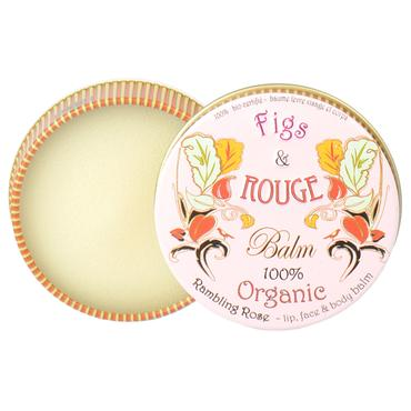 Rambling Rose Balm | Figs & Rouge | b-glowing