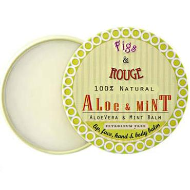 Aloe & Mint Balm Tin
