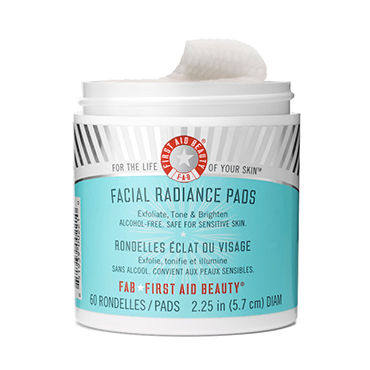 First Aid Beauty Facial Radiance Pads | First Aid Beauty | b-glowing