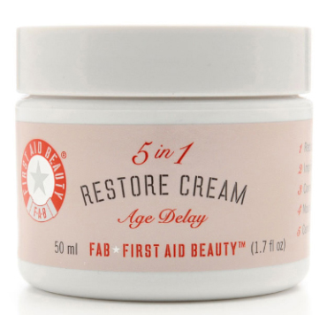First Aid Beauty 5 in 1 Restore Cream | First Aid Beauty | b-glowing