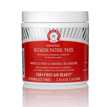 Skin Rescue Blemish Patrol Pads | First Aid Beauty | b-glowing